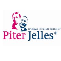 ISK, school van OSG Piter Jelles logo