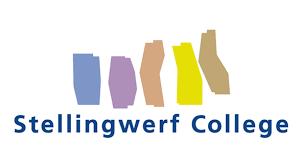 Stellingwerf College logo